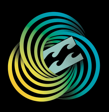 Usa News Live >> Billabong / Logos / Typography - Ryan Milner Illustration ...