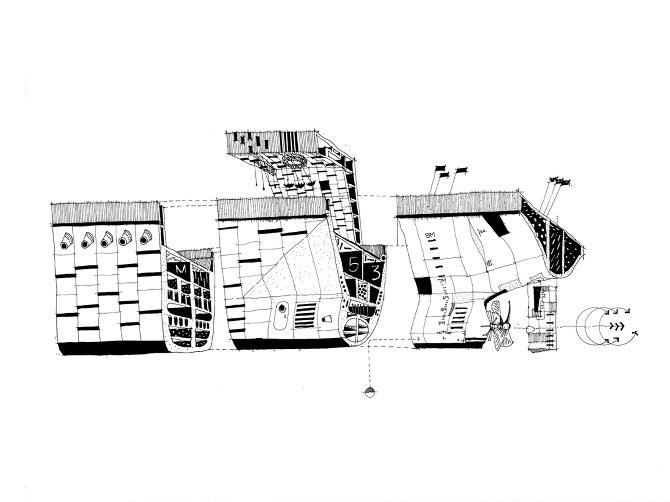 Anatomy Of A Ship Jun Tsujimoto